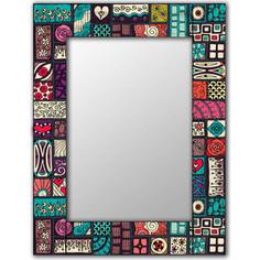 Настенное зеркало Дом Корлеоне Остин 75x110 см