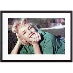 Постер в рамке Дом Корлеоне Мерилин Монро 07-0509-50х70