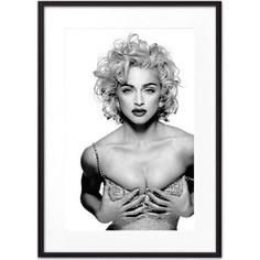 Постер в рамке Дом Корлеоне Мадонна 30x40 см