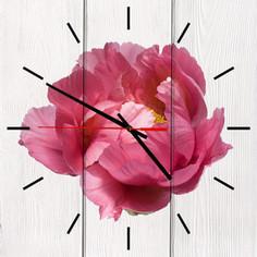 Настенные часы Дом Корлеоне Пион 30x30 см