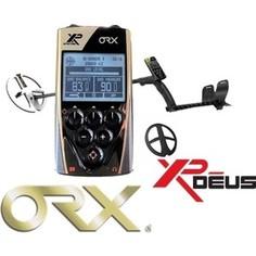 Металлоискатель XP ORX (Катушка 22.5 HF, Без наушников, Блок)