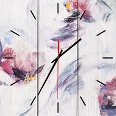 Настенные часы Дом Корлеоне Розовый цвет 60x60 см