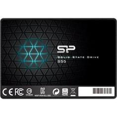 SSD накопитель Silicon Power 120Gb Slim S55 SP120GbSS3S55S25 2.5