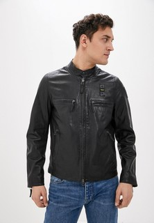 Куртка кожаная Blauer USA