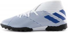 Бутсы для мальчиков Adidas Nemeziz 19.3 Tf J, размер 35.5