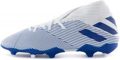 Бутсы для мальчиков Adidas Nemeziz 19.3 Fg J, размер 34