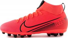 Бутсы для мальчиков Nike Superfly 7 Academy Ag, размер 35,5