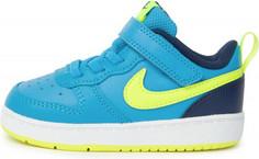 Кеды для мальчиков Nike Court Borough Low 2 (TDV), размер 26