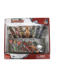 Настольная игра Sbego Finger Sport Скейт набор Рампа + 10 шт 530K-10BP