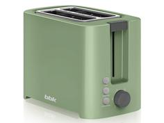 Тостер BBK TR81M Green