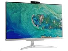 Моноблок Acer Aspire C22-320 Silver DQ.BCQER.005 (AMD A6-9220e 1.6 GHz/4096Mb/1000Gb/AMD Radeon R4/Wi-Fi/Bluetooth/21.5/1920x1080/Linux)