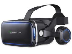 Очки виртуальной реальности Veila VR Shinecon с наушниками 3383