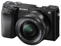 Фотоаппарат Sony Alpha 6100 Kit PZ 16-50 mm F/3.5-5.6 E OSS Black