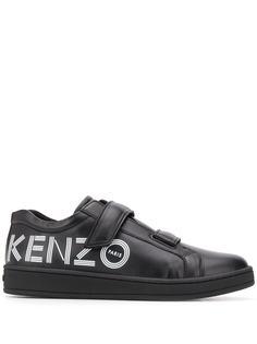 Kenzo кеды на липучках