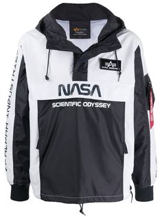 Alpha Industries анорак NASA