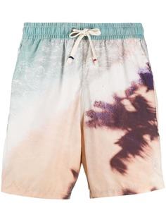 Altea плавки-шорты с фотопринтом