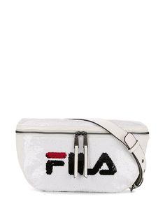 Fila поясная сумка с пайетками