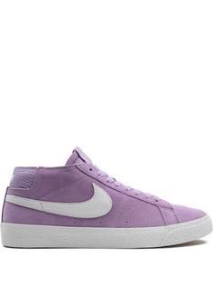 Nike кеды SB Zoom Blazer Chukka