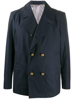 Eleventy двубортная куртка