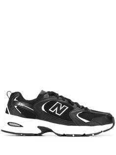 New Balance кроссовки с логотипом