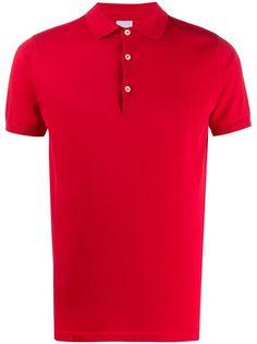 Aspesi рубашка-поло узкого кроя