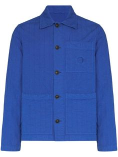 Craig Green полосатая куртка Chore