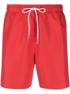 Calvin Klein плавки-шорты с логотипом