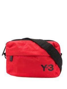 Y-3 поясная сумка с логотипом