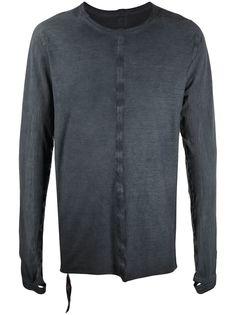 Isaac Sellam Experience футболка Arrete с длинными рукавами
