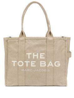 Marc Jacobs парусиновая сумка-тоут The Traveller
