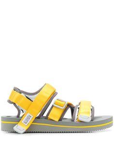 Suicoke сандалии с ремешками