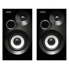 Колонки Bluetooth GINZZU GM-313, 2.0, черный