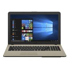 "Ноутбук ASUS VivoBook A540MA-GQ525T, 15.6"", Intel Pentium Silver N5000 1.1ГГц, 4Гб, 256Гб SSD, Intel UHD Graphics 605, Windows 10, 90NB0IR1-M16890, черный"