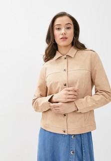 Куртка кожаная Vila