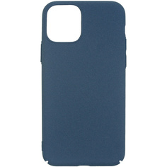 Чехол для iPhone InterStep SAND PC EL iPhone 11 Dark Blue