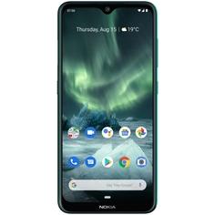 Смартфон Nokia 7.2 128GB Cyan Green (TA-1196)