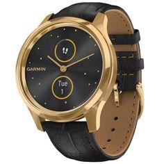 Спортивные часы Garmin Vivomove Luxe Gold/Black (010-02241-22)