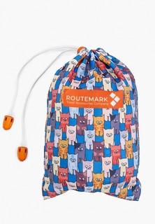 Чехол для чемодана Routemark SP180 Catstrophe (Шкодастрофа) L/XL