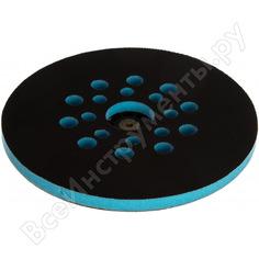 Шлифовальная тарелка для lsv (225 мм; жесткая) metabo 626661000
