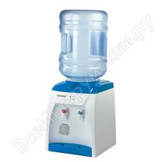 Настольный кулер для воды sonnen ts-02 белый/синий 452416