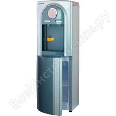 Кулер для воды aqua work ylr1-5-vb серый/серебристый 20277