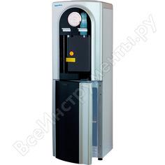 Кулер для воды aqua work ylr1-5-vb черный/серебристый 20278
