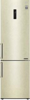 Двухкамерный холодильник LG