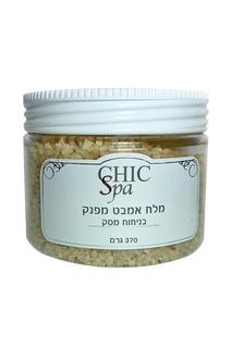 Соль для ванны Мускус, 370 г Chic Cosmetic