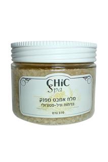 Соль для ванны Ваниль-Пачули Chic Cosmetic