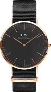 Женские часы в коллекции Classic Black Женские часы Daniel Wellington DW00100150
