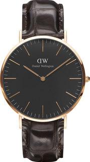 Мужские часы в коллекции Classic Мужские часы Daniel Wellington DW00100128