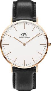 Мужские часы в коллекции Classic Мужские часы Daniel Wellington DW00100007
