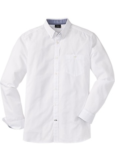 Рубашки с длинным рукавом Рубашка Bonprix