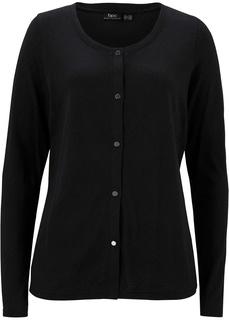 Куртки Кардиган из ажурного трикотажа Bonprix